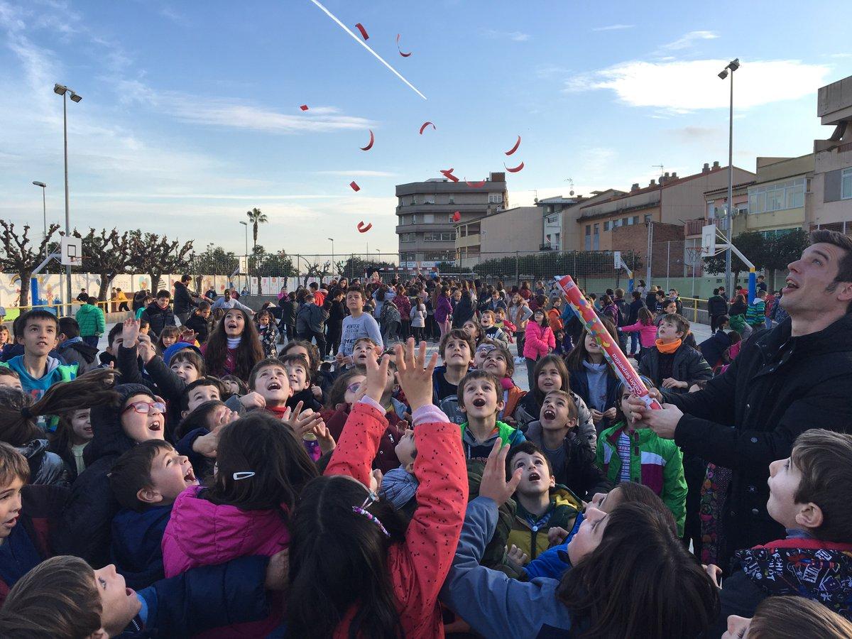 Festes i activitats culturals. Col·legi Sant Vicenç