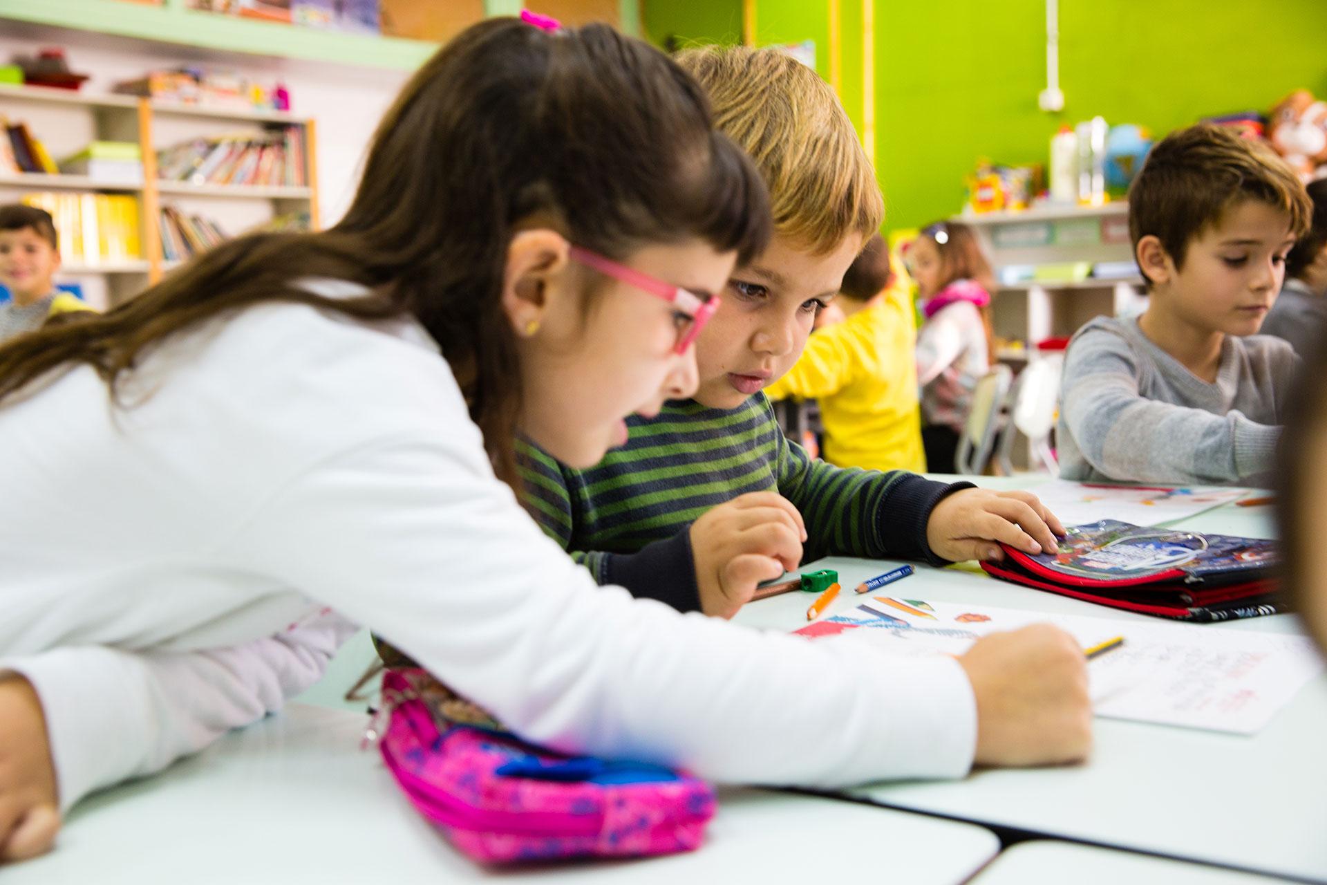 Qualitat educativa. Col·legi Sant Vicenç