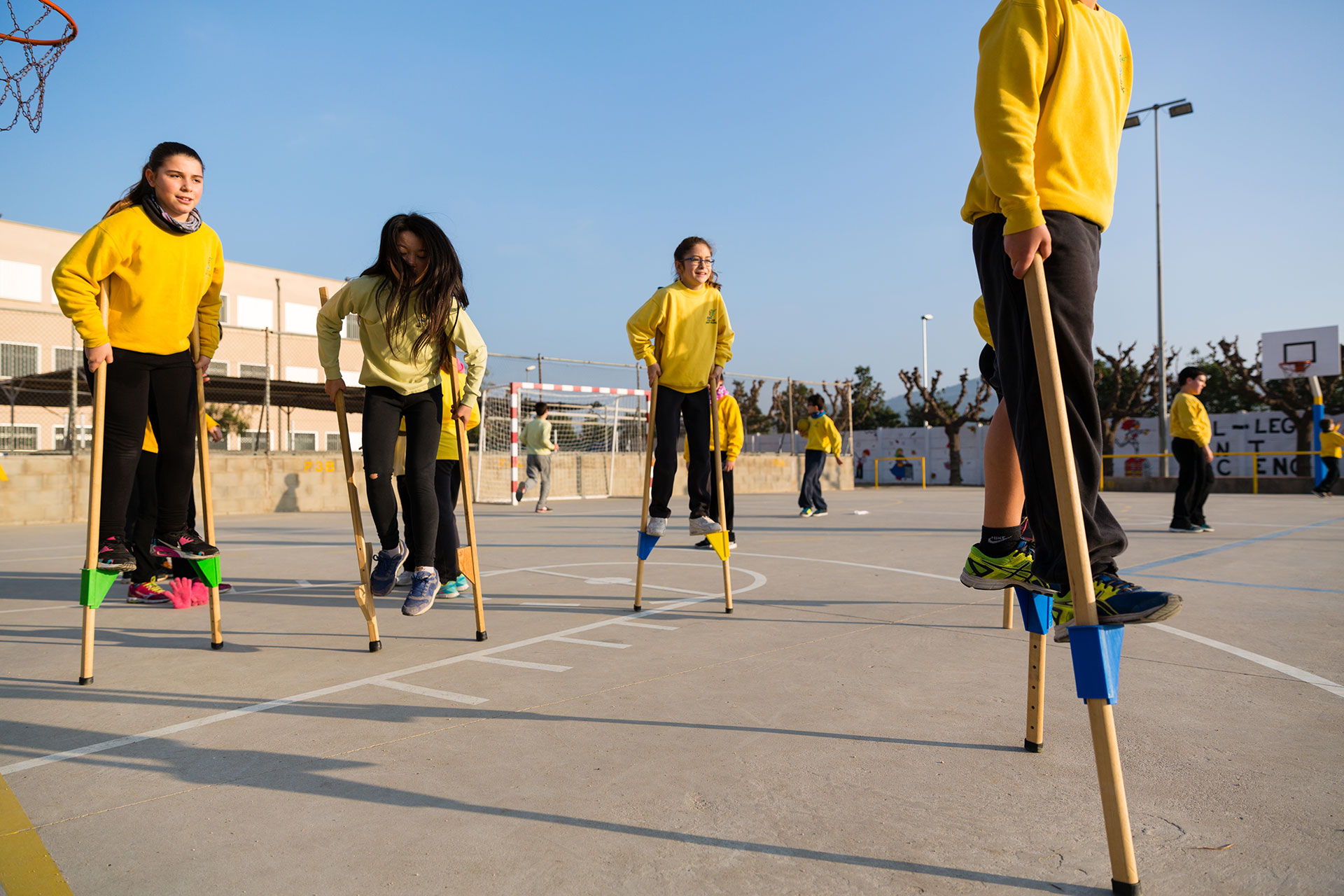 Projecte Esportiu. Col·legi Sant Vicenç