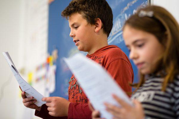 Pla de lectura i d'escriptura d'èxit educatiu. Col·legi Sant Vicenç