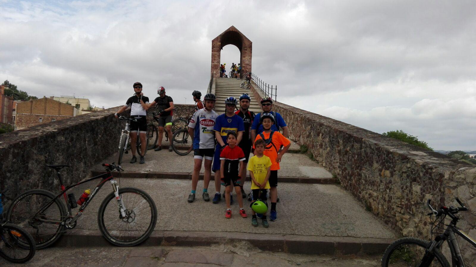 Festa de la Bicicleta. Col·legi Sant Vicenç